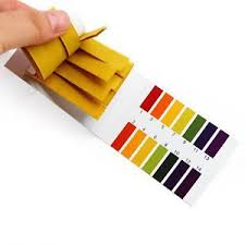 اندازه گیری PHP به روش رنگ سنجی