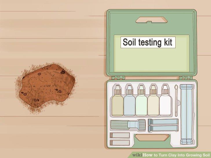 آموزش تبدیل خاک رس به خاک قابل کاشت مرحله  1