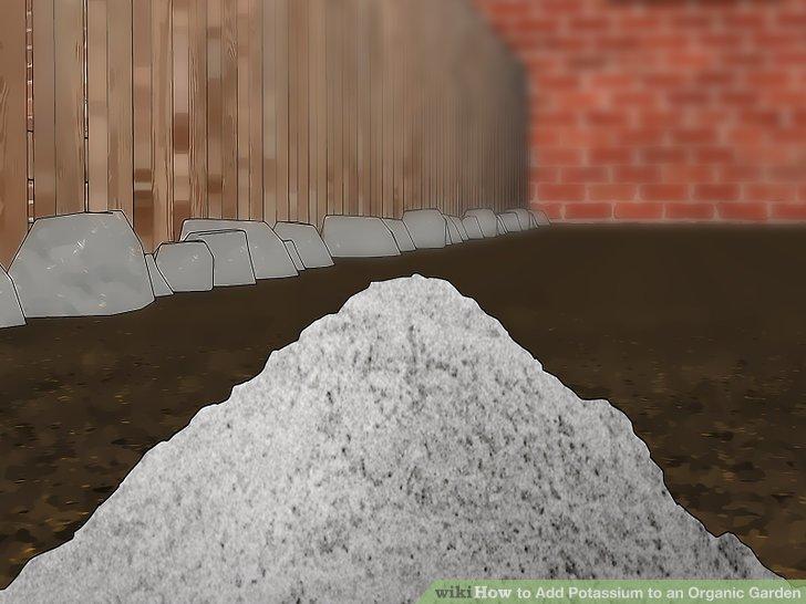 افزودن پتاسیم به خاک مرحله 6