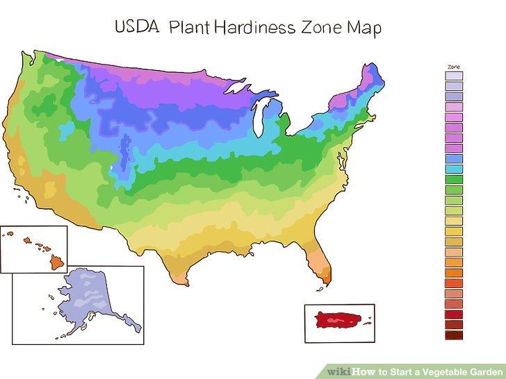 آموزش ايجاد باغ سبزي مرحله 1