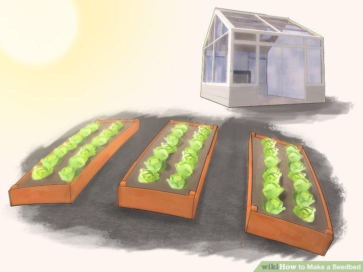 ساخت بستر بذر 1