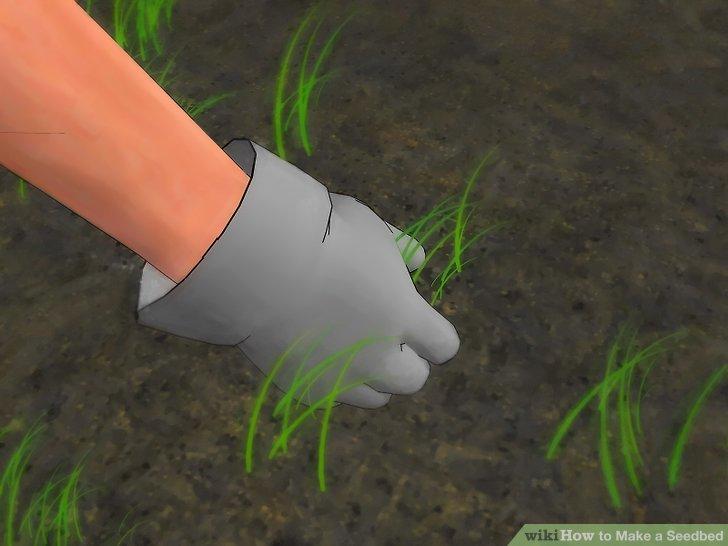 ساخت بستر بذر 7