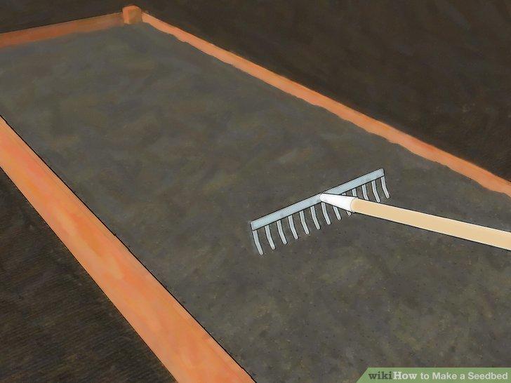 ساخت بستر بذر 8