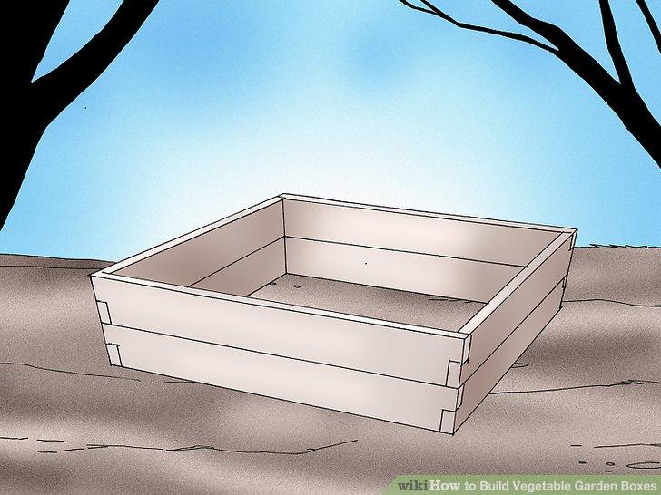 Image titled Build Vegetable Garden Boxes Step 7